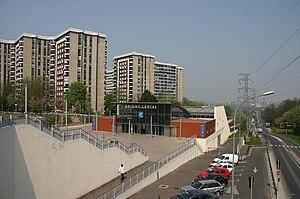 Grigny, Essonne - Railway station
