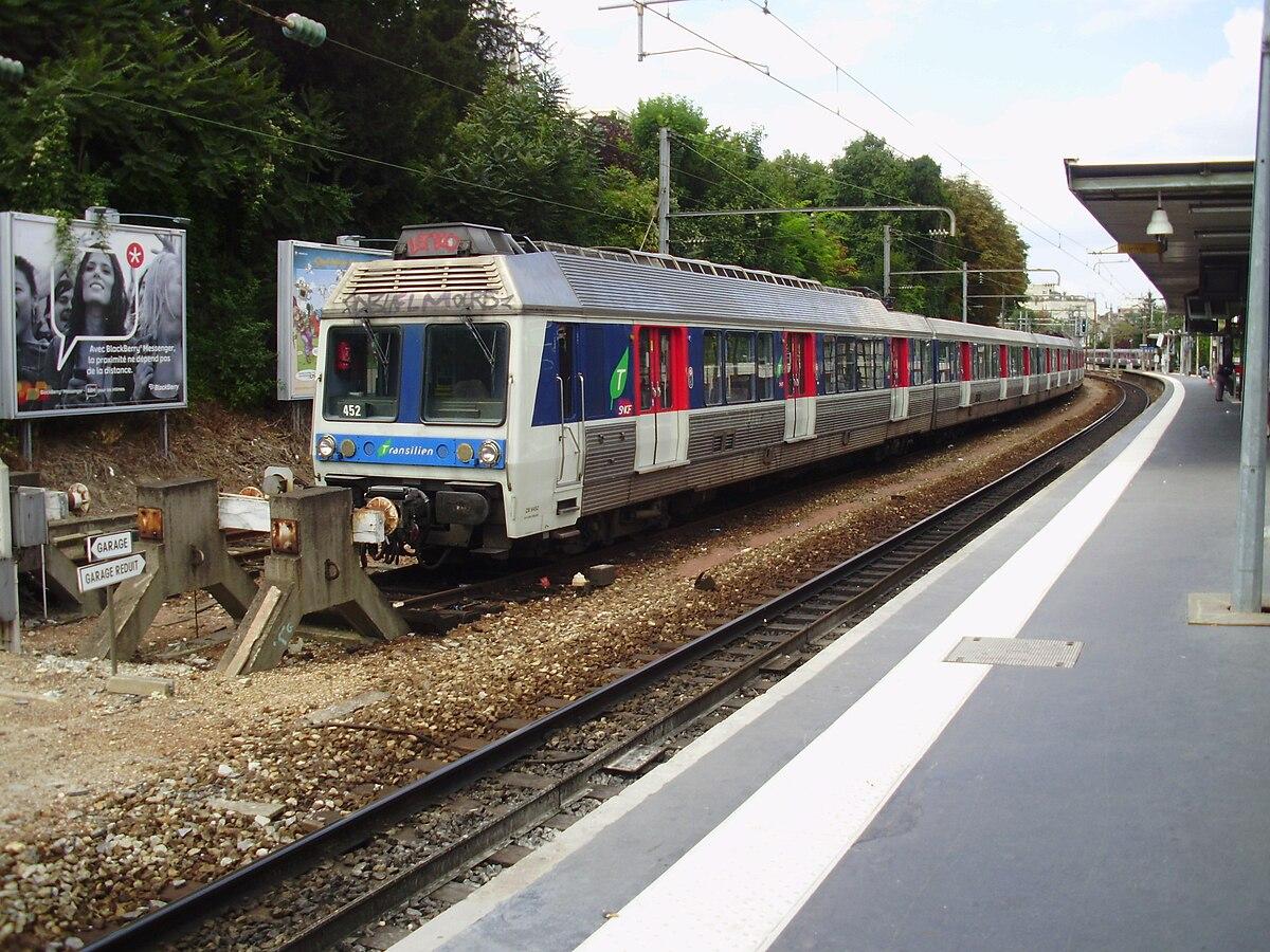 Z 6400 wikip dia for Garage de la gare bretigny