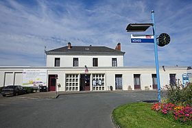 Image illustrative de l'article Gare de Voves