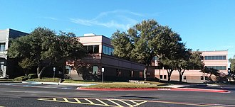 Garland Independent School District - GISD headquarters