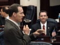 Gary Aubuchon gestures as he makes a point in debate on the House floor.png