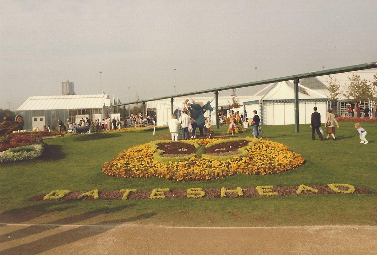Gateshead Garden Festival - Wikipedia