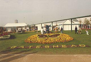 Gateshead Garden Festival