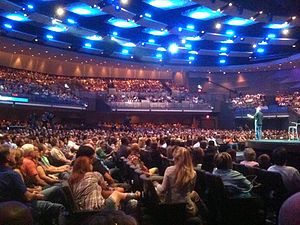Gateway Church (Texas) - Image: Gateway Church 114 Campus