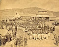 Gathering for the Parade, Loyalist Centennial, Saint John, New Brunswick.jpg