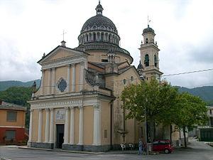 Mocònesi - Church
