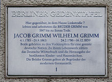 Berliner Gedenktafel am Haus Alte Potsdamer Straße 5, Berlin-Tiergarten (Quelle: Wikimedia)