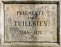 Gedenktafel Inselstr 8 (Niko) Tuilerien Säule 2.jpg