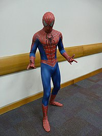 Cosplay de Spider-Man