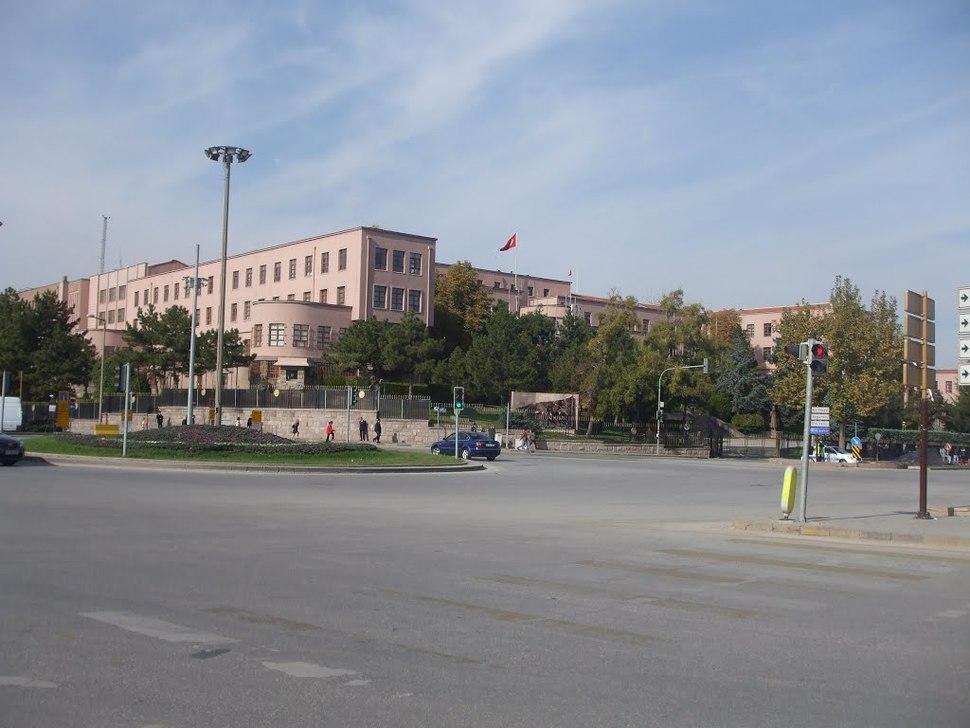 General Staff of Turkey - Çankaya