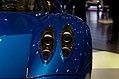 Geneva MotorShow 2013 - Pagani Huayra blue front lights.jpg
