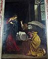 Genova, san siro, int., orazio gentileschi, annunciazione, 1639, 03.JPG