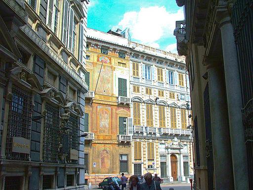 Genova-Piazza Fontane Marose-DSCF7394