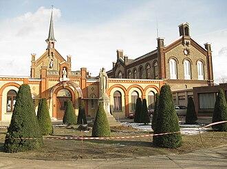 Joseph Guislain - Image: Gent Bloemekenswijk 005 Guislain