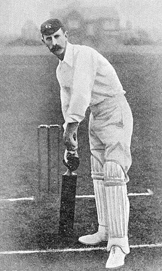 George Baker (cricketer, born 1862) - Image: George Baker cricketer