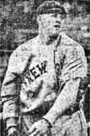 George Clark (baseball) - Image: George Clark 1913