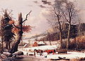 George Henry Durrie - Gathering Wood for Winter.JPG