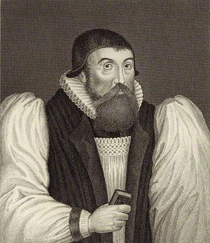 Bishop of Lincoln - Image: George Mountaigne DD