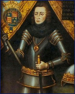 George Plantagenet, 1st Duke of Clarence 15th-century English noble