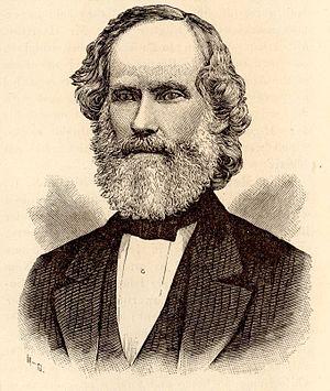 George Ripley Bliss - George Ripley Bliss (Bucknell University President)