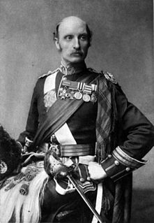 George White (British Army officer) British Army officer