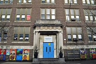 George W. Nebinger School - Image: George W Nebinger Public School Philadelphia (DSC 2117)