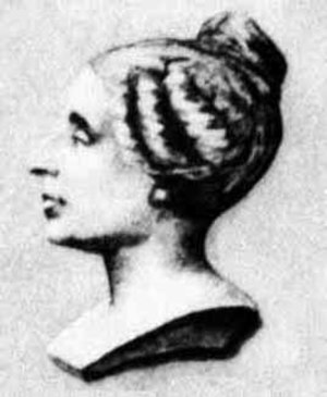 1776 in France - Marie-Sophie Germain. The Sophie Germain primes are named after her.