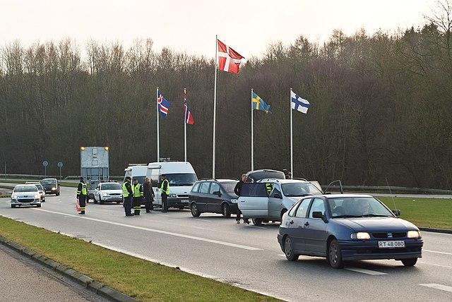 Дания пытается узаконить пограничный контроль внутри шенгенской зоны