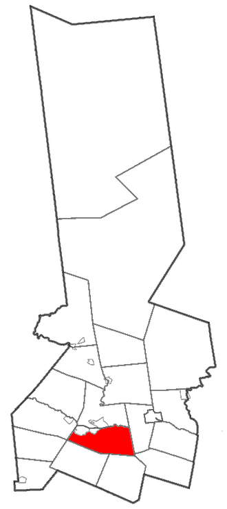 German Flatts, New York - Location of German Flatts in Herkimer County