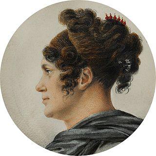 Caroline von Humboldt German salon-holder
