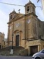 Ghajnsielem Gozo Madonna ta Loreto Old Church 1.jpg
