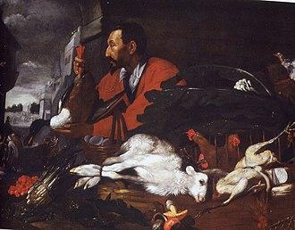 Giacomo Legi - Market scene