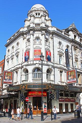 Gielgud Theatre - Gielgud Theatre in 2011
