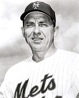 Gil Hodges American baseball player and manager