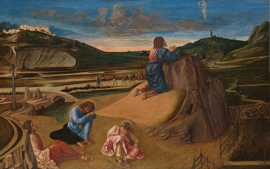 Giovanni Bellini - Orazione nell'orto