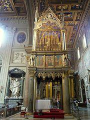 אפיריון  כנסיית סנט ז'ובני