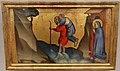 Giovanni del biondo, tre scomparti di predella, 1370-90 ca. 03 san giuliano ospitaliere.JPG