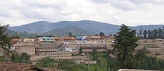 Muhanga - Central Muhanga