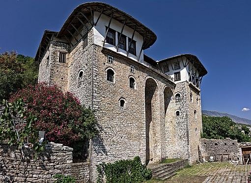Gjirokastër – Zekate House 01 – front