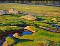 Glacial Meadow (Tuolumne Meadows) by Maynard Dixon, 1921.jpg