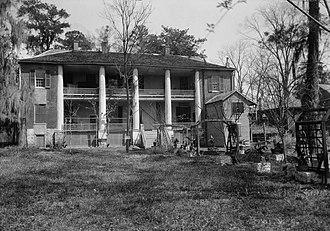 Gloucester (Natchez, Mississippi) - Image: Gloucester near Natchez