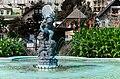 Gmunden Franz-Josefs-Platz Der Gnom mit dem Bergkristall Heinrich Natterer-0390.jpg