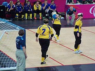 Sweden womens national goalball team