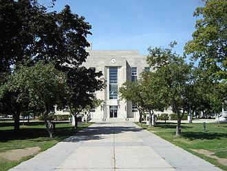 Goderich, Ontario - Huron County Courthouse