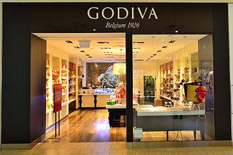 Godiva Chocolatier - Image: Godiva