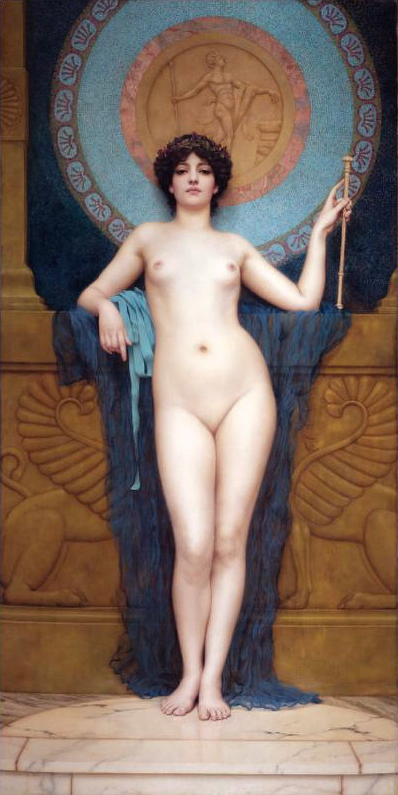 priestess path Godward Campaspe