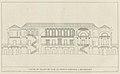 Goetghebuer - 1827 - Choix des monuments - 112 Coupe Palais Prince Orange Bruxelles.jpg