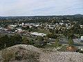 Golden Point (Ballarat) - view from Sovereign Hill 2007.jpg