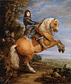 Gonzales Coques - Equestrian portrait of Louis II de Bourbon, the Grand Condé, as a boy.jpg