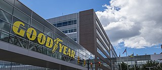 Goodyear Tire and Rubber Company Global tire manufacturing company